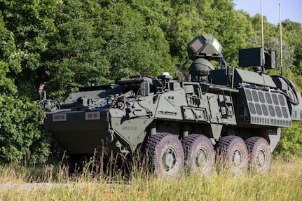 Army to field laser-equipped Stryker prototypes in FY 2022