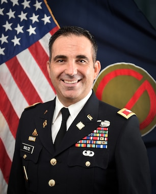 Colonel Jon Soltz, Chief of Staff, 85th U.S. Army Reserve Support Command