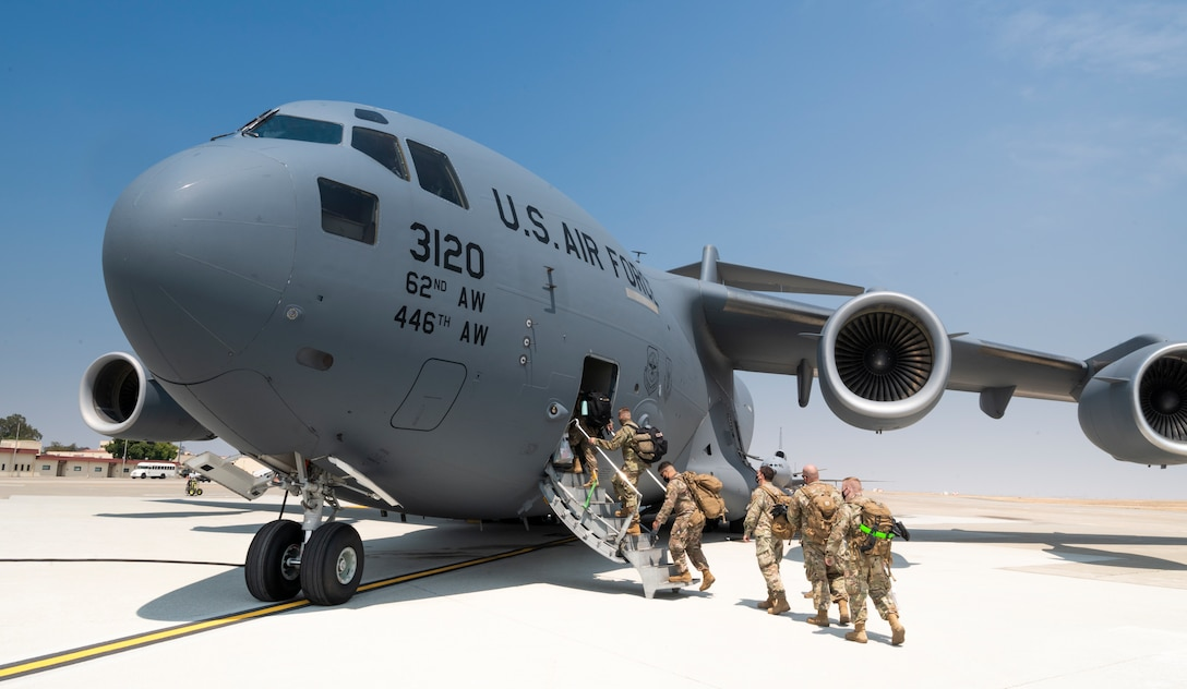 CRW deploys to Afghanistan for evacuation effort