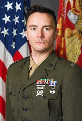 Inspector-Instructor, Communications Company, 14th Marine Regiment