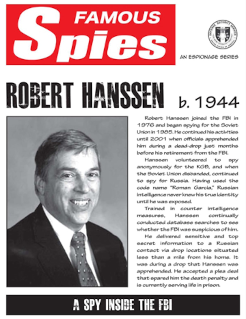 Spy Series: Robert Hanssen thumbnail