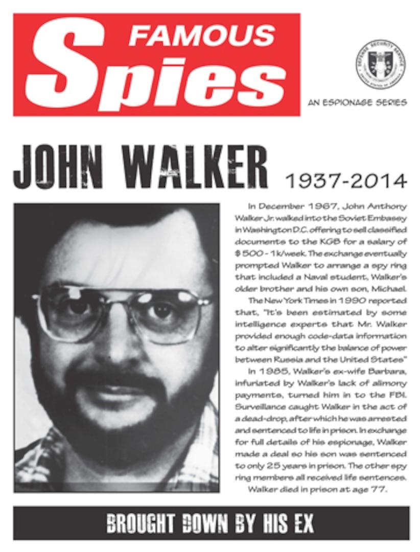 Spy Series: John Walker thumbnail