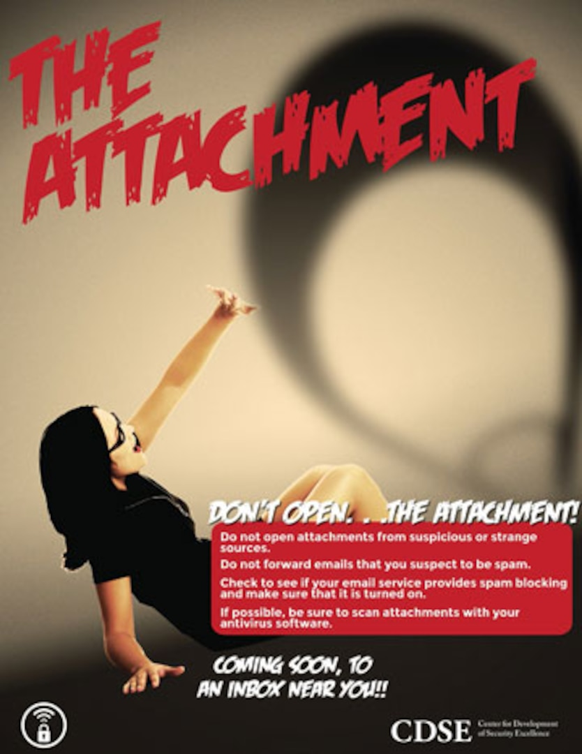 The Attachment thumbnail