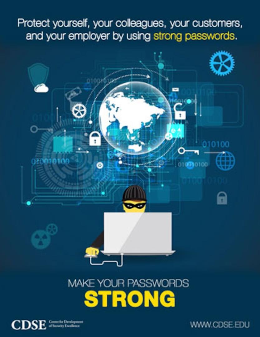 Strong Passwords thumbnail