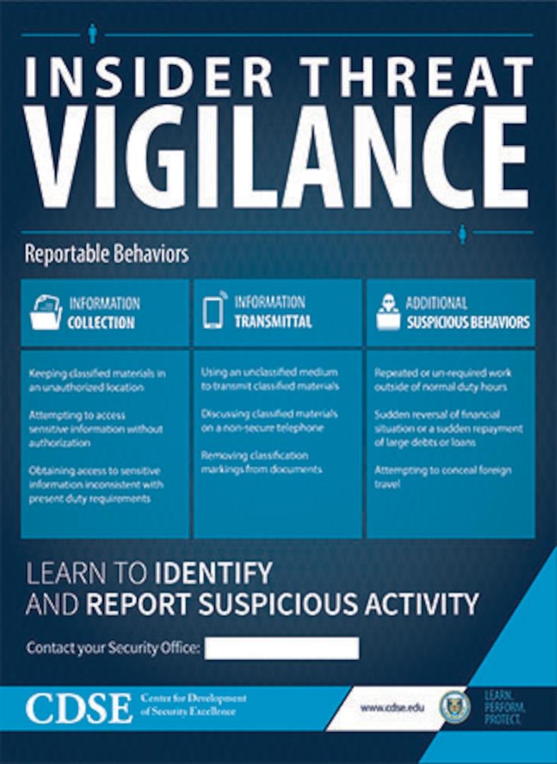 Insider Threat Vigilance thumbnail