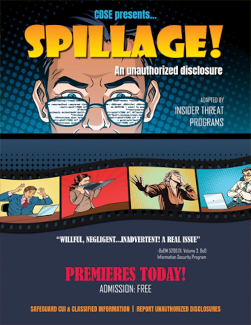 Insider Threat - Spillage v3 thumbnail
