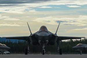 33rd Fighter Wing TDY's to Eielson AFB