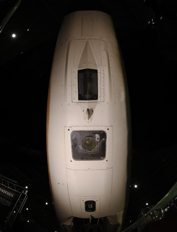 McDonnell RF-101C Voodoo aircraft.