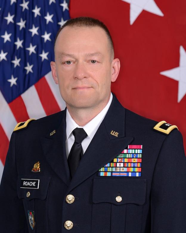 Maj. Gen. Michael D. Roache