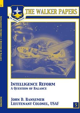 On 22 July 2004 the 9/11 Commission released its report on the events surrounding the attacks of 11 September 2001. The 9/11 Report renewed calls for reform of the intelligence community (IC), continuing a long series of intelligence reform efforts that began shortly after the National Security Act of 1947 laid the foundation of the modern IC. As reform proceeds and government officials consider further changes, three topics remain relevant: (1) the 1986 Goldwater-Nichols reform of the Department of Defense and its applicability to the IC, (2) the common findings and recommendations of past reform efforts of the IC, and (3) the competing interests inherent in the IC that influence the pace and character of actual reform. This study explores these topics in the context of the 9/11 Report and the subsequent reform efforts initiated by the executive and legislative branches. While there was common motivation between the latest effort to reform the IC and the earlier DOD reform effort as embodied in the Goldwater-Nichols Act, it remains less clear if the measures taken in the DOD case are equally applicable to the IC. One reason to question the applicability of DOD reform efforts to the IC is the unique organizational context of the IC—an interagency organization supporting multiple departments as well as national policy makers. Reform of the IC is unlike reform of a single cabinet-level department, for at its most basic level the IC exists to enhance the effectiveness of multiple departments and senior policy makers in the accomplishment of their assigned functions. In short, the IC serves varied interests with sometimes shared and sometimes conflicting intelligence needs. This organizational context suggests that successful reform requires an on-going recalibration of competing interests to meet the changing demands inherent within a dynamic national security environment. [John D. Bansemer / 2006 / 192 pages / ISBN: 1-58566-151-1 / AU Press Code: P-42]