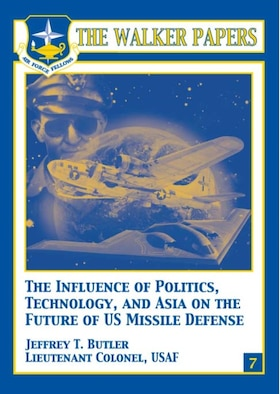 This work presents an overview of ballistic missile defense (BMD) initiatives and their attendant technologies with a careful analysis of their existing capabilities and potentialities to make recommendations as to the BMD initiatives that are most likely to provide realistic expectations of useful defense capabilities in the near to mid-term. There is also an extended discussion of the implications of BMD in the relationships of the United States and the nations of Asia, particularly Russia, China, India, Pakistan, Iran, North Korea, and Japan. [Lt Col Jeffrey T. Butler, USAF / 2007 / 86 pages / ISBN: 1-58566-167-8 / AU Press Code: P-46]
