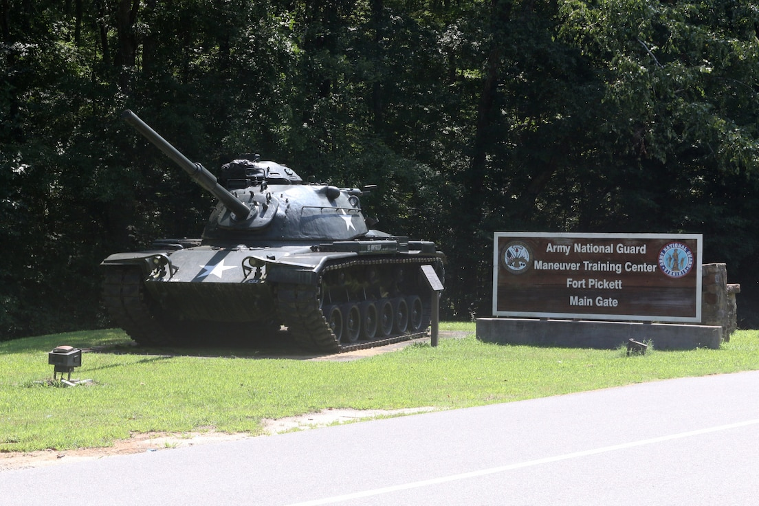 Fort Pickett to support Operation Allies Refuge