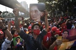 Prodemocracy protests