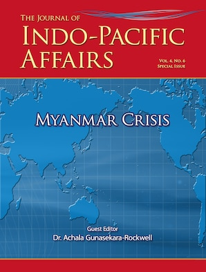 Myanmar special issue cover