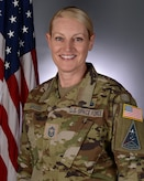 Chief Master Sgt. Tammie Gaudu official photo
