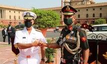 U.S. INDOPACOM Commander Visits India