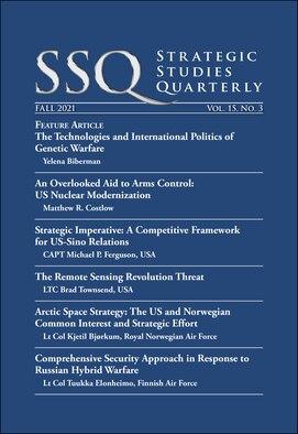 SSQ Cover Fall 2021