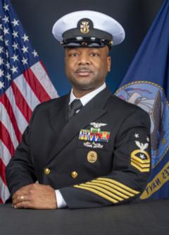 CMDCM Earl L. Sanders Jr.