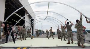 EUCOM Afghan Evacuation Operations