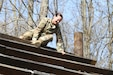U.S. Army Reserve Spc. Amanda C. Garcia, assigned to the 78th Training Division, competes in the 84th Training Command's Combined Best Warrior Competition 2019 held at Fort Knox, Kentucky, April 10, 2019. This competition provides mentally and physically demanding tasks to competitors who are evaluated on their ability to adapt as leaders and to thrive in chaos.
