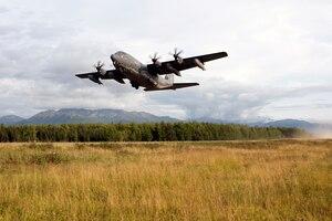 Alaska Air National Guard's 211th Rescue Squadron hones aerial capabilities at JBER