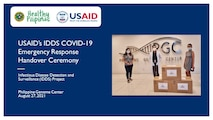 United States Donates RT-PCR Extraction Kits to Philippine Genome Center