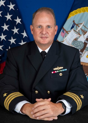 Commander Ryan Rogers