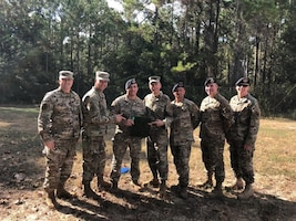 Chief Master Sergeant Edwin Ludwigsen prepares to leave the position he's held since July 2019 as command chief  at AFIMSC reflects on the role he said he was meant to take on.