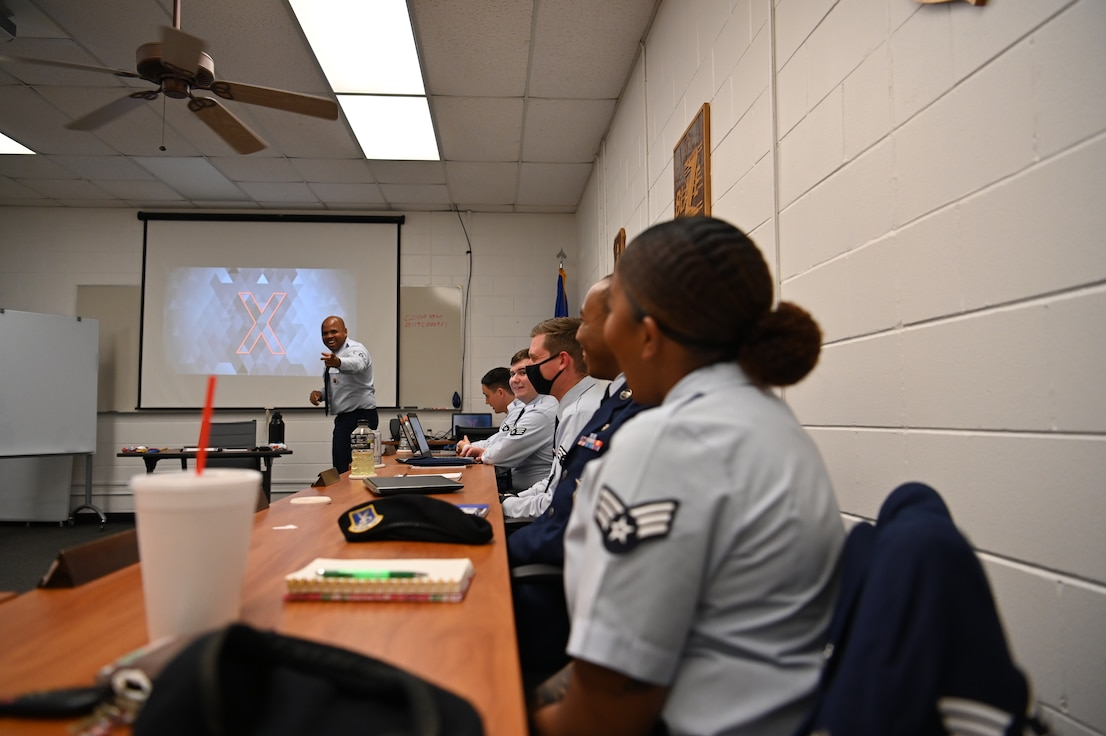 Resiliency Defined for ALS Class 21-6 at Columbus AFB