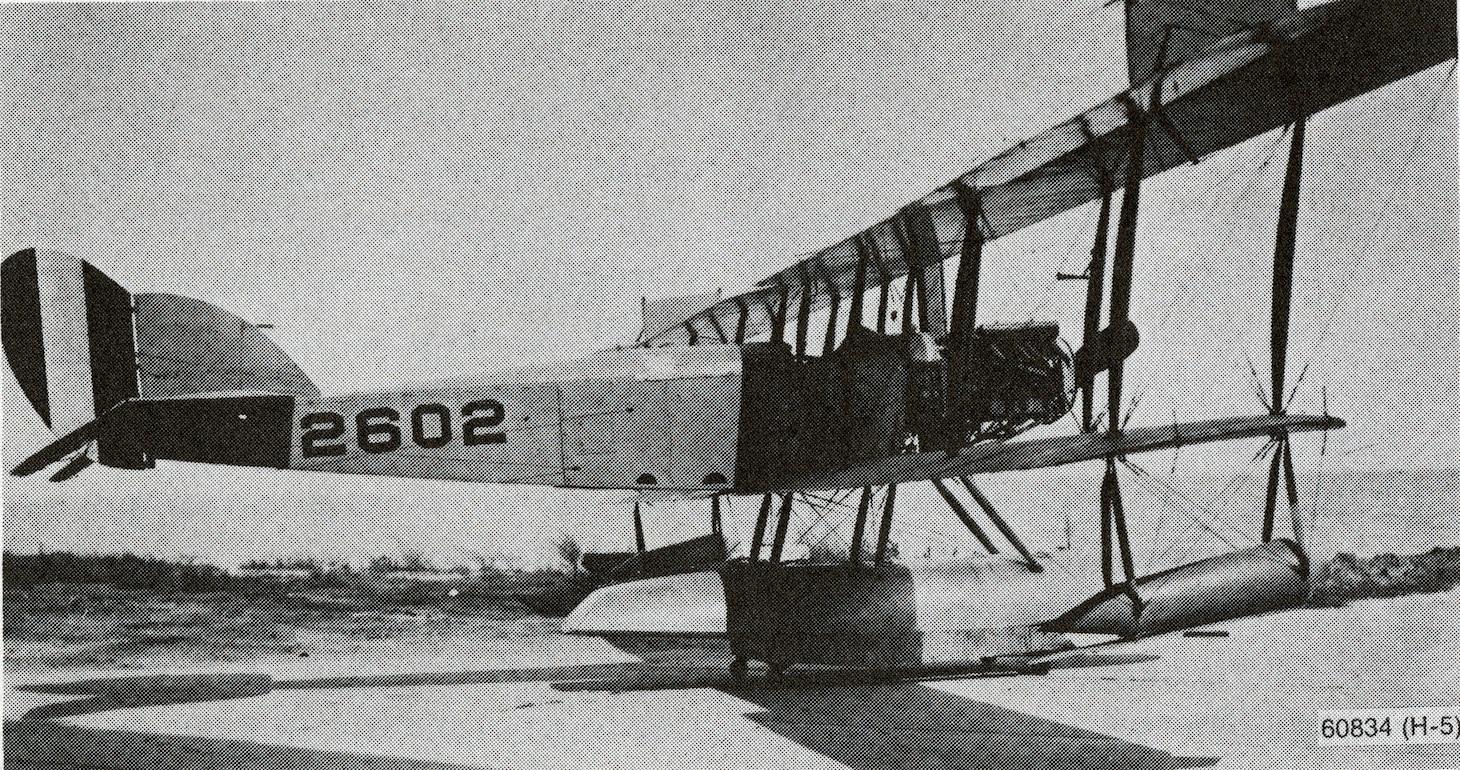 NRL Pilotless Flight