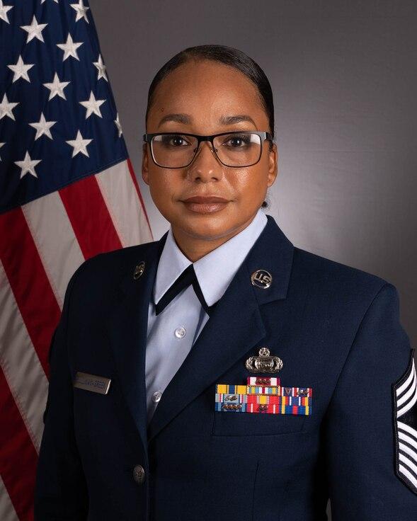 Chief Master Sgt. Sabrina Sullivan-Green