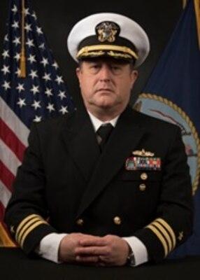 Commander Leonard E. Haynes