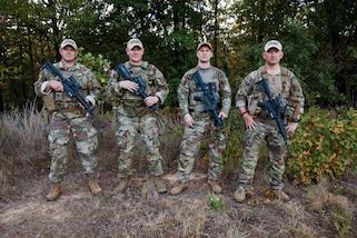 U.S. Army Reserve Marksmanship Team