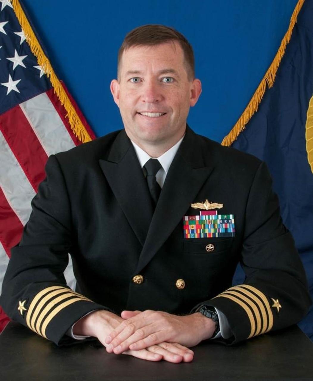Captain Andrew Liggett
