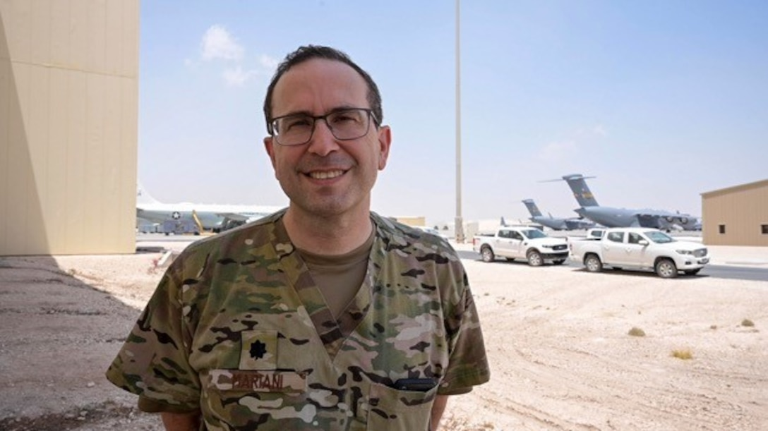 Service members of the 379th Air Expeditionary Wing, as well as other supporting agencies are working 24/7 to support ongoing evacuation operations out of Afghanistan Aug. 19, 2021, at Al Udeid Air Base, Qatar.