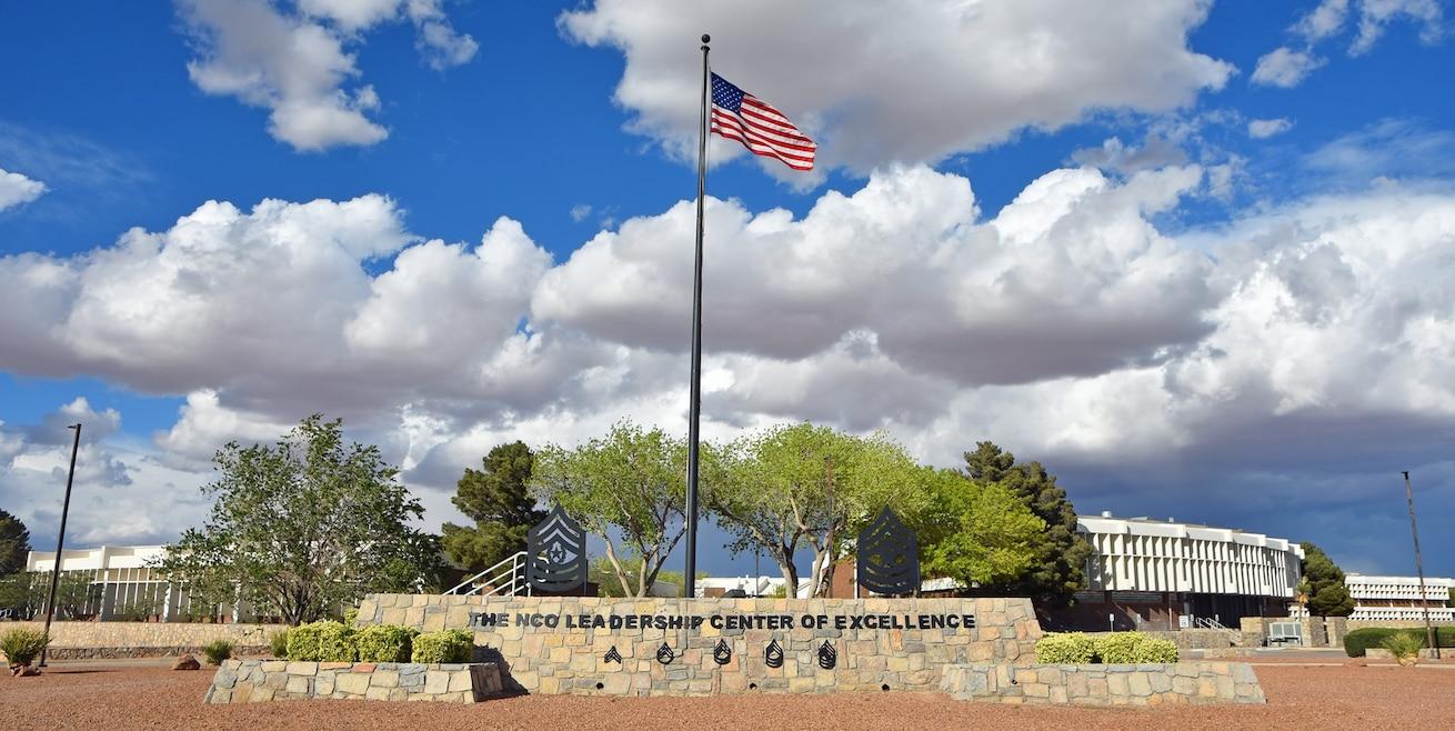 NCOLCoE Flagpole