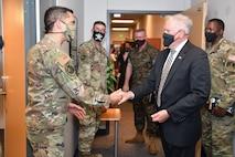 SECAF Recognizes JTF-SD Members