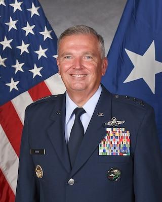 Lt. Gen. Rupp Official Photo