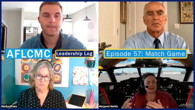 AFLCMC Leadership Log Episode 57
