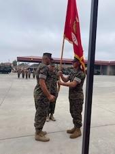 Assault Amphibian School Chane of Command