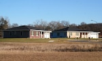 A home is shown Dec. 4, 2020, at the South Post Family Housing area at Fort McCoy, Wis. Twenty-two homes are officer homes (nine three-bedroom and 13 four-bedroom), and 91 are enlisted homes (55 three-bedroom and 36 four-bedroom). The area doubled in size in 2017 after the completion of 57 new homes. Another seven homes are nearly complete in the area. The housing area is managed by the Fort McCoy Directorate of Public Works Housing Division. (U.S. Army Photo by Scott T. Sturkol, Public Affairs Office, Fort McCoy, Wis.)