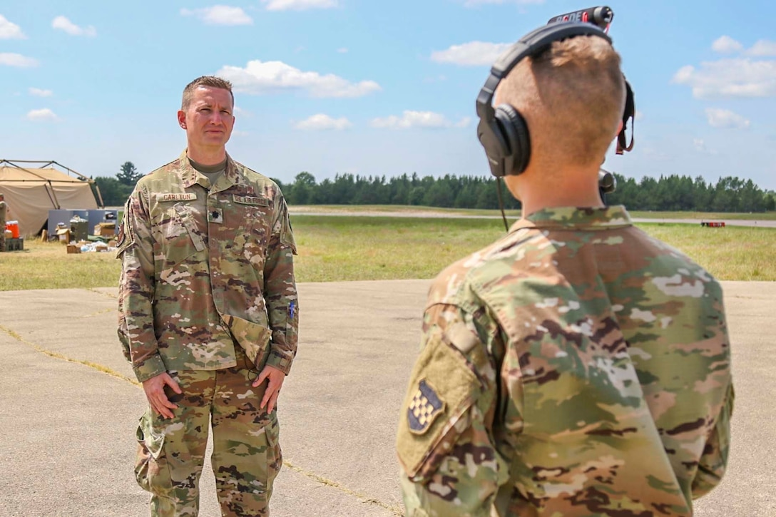 Getting the scoop at CSTX