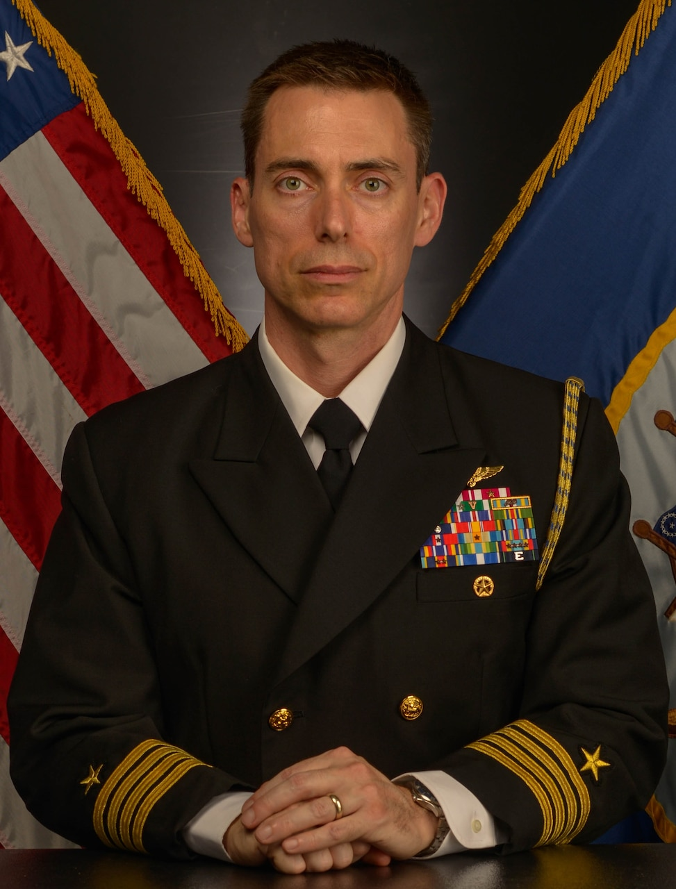 Captain Jason Wells