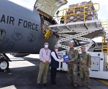 Utah Air National Guard Delivers Humanitarian Aid to Nepal