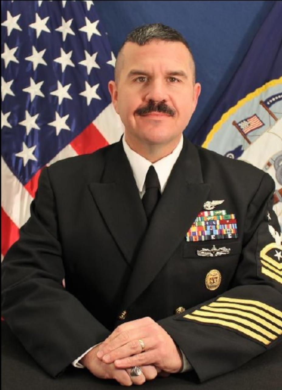 Command Master Chief John H. Walker
