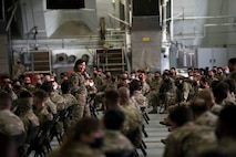 CMSAF visits Forward Edge of Indo-Pacific