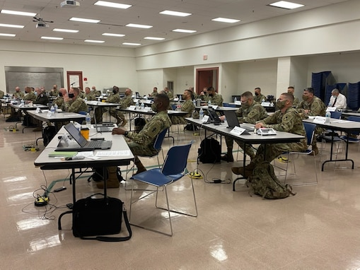 Annual planning exercise brings engineers of all components together