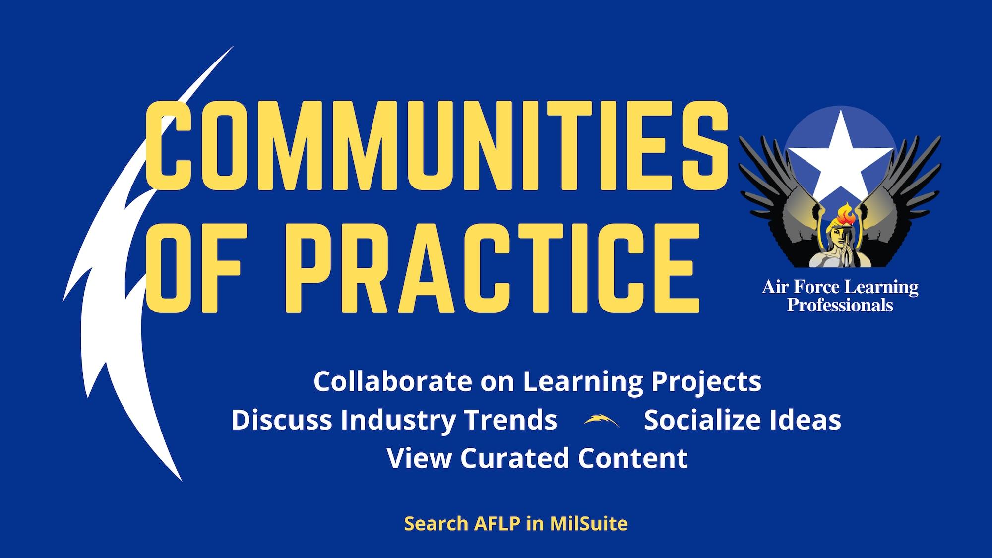 AFLP Communities of Practice