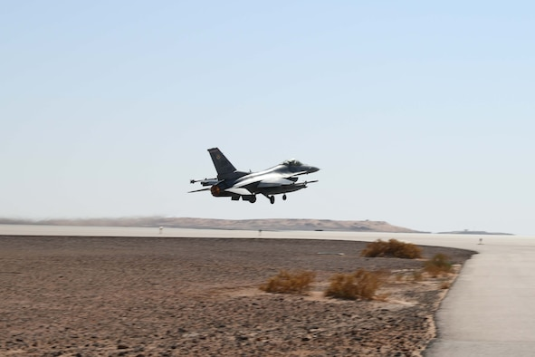 USAF, U.S. Army train with Royal Saudi Air Force during air defense exercise