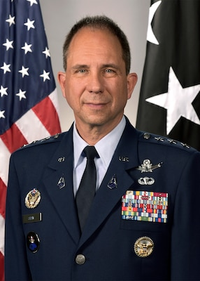 Lt. Gen. John Shaw, United States Space Command Deputy Commander
